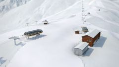 New Georgian Mountain Resort Tetnuldi to be open in 2015